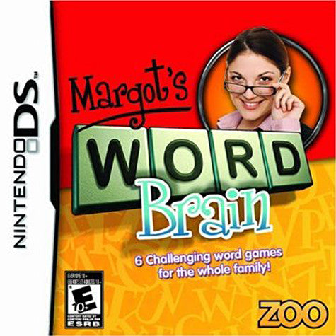 Margot s Word Brain (Bilingual Cover) (DS) DS Game