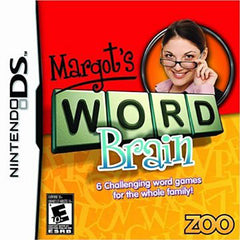 Margot s Word Brain (Bilingual Cover) (DS)