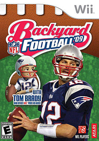 Backyard Football 2009 (NINTENDO WII) NINTENDO WII Game