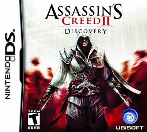 Assassin s Creed 2 - Discovery (DS) DS Game