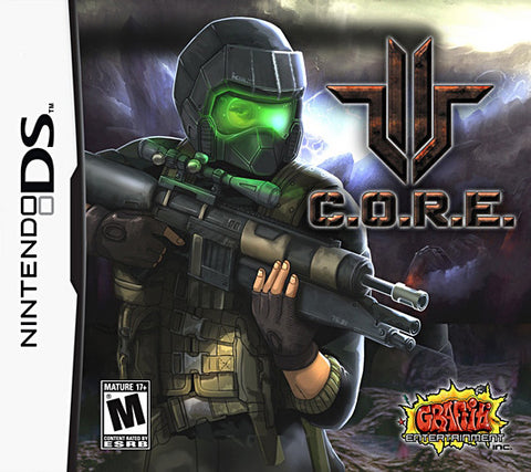 C.O.R.E. (DS) DS Game
