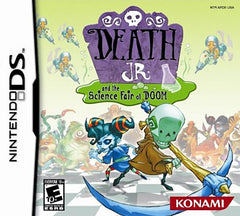 Death Jr & the Science Fair of Doom (DS)