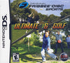Original Frisbee Disc Sports - Ultimate & Golf (Bilingual Cover) (DS) DS Game