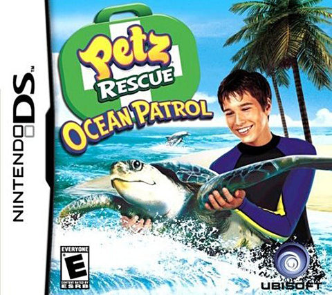 Petz Rescue - Ocean Patrol (DS) DS Game