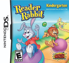 Reader Rabbit Kindergarten (Bilingual Cover) (DS)