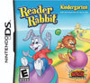 Reader Rabbit Kindergarten (Bilingual Cover) (DS) DS Game