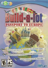 Build-a-lot 3 - Passport to Europe (PC)