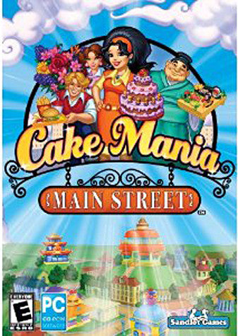 Cake Mania - Main Street (PC) PC Game