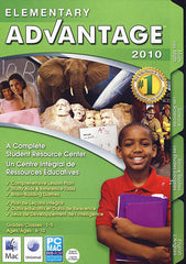 Elementary Advantage 2010 (PC & MAC) (Bilingual Cover) (PC)