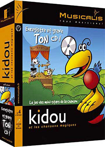 Kidou et les Chansons Magiques (French Version Only) (PC) PC Game