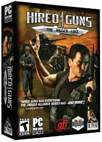 Hired Guns - The Jagged Edge (PC) PC Game
