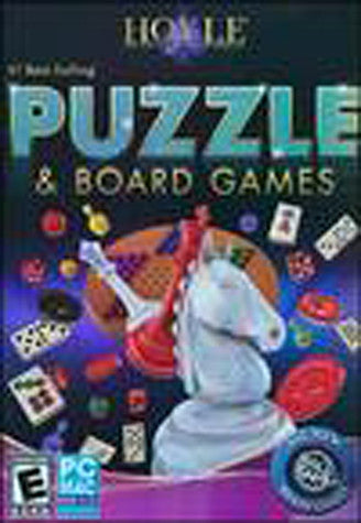 Hoyle Puzzle & Board Games 2010 (PC / Mac) (Limit 1 copy per client) (PC) PC Game