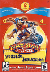 Jumpstart Advanced 1st Grade (Limit 1 copy per client) (PC)