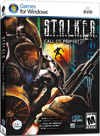 S.T.A.L.K.E.R. Call of Pripyat (PC) PC Game