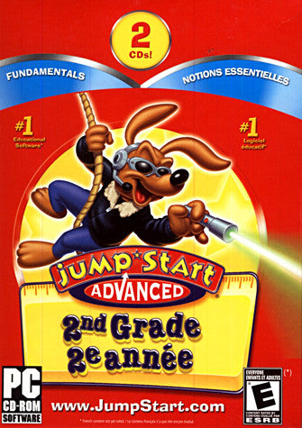Jumpstart Advanced 2nd Grade (PC) PC Game