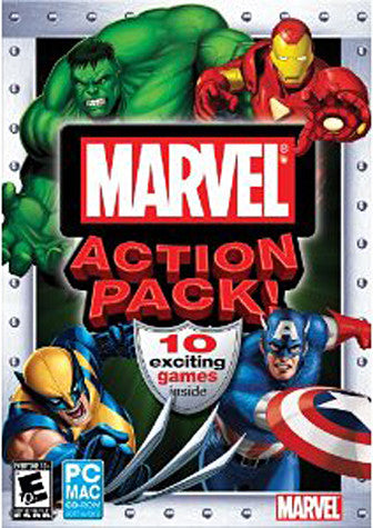 Marvel Action Pack (PC) PC Game