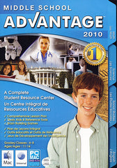 Middle School Advantage 2010 (PC)