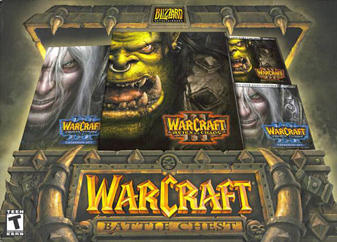 Warcraft III Battle Chest (PC) PC Game