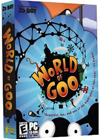 World Of Goo (PC) PC Game