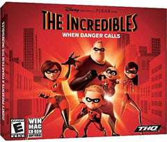 The Incredibles: When Danger Calls (Jewel Case) (PC)