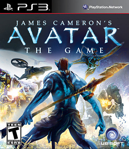 Avatar - James Cameron's (PLAYSTATION3) PLAYSTATION3 Game