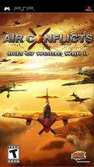 Air Conflicts - Aces of World War 2 (PSP)