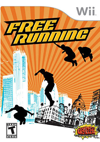 Free Running (Bilingual Cover) (NINTENDO WII) NINTENDO WII Game