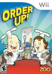 Order Up! (Bilingual Cover) (NINTENDO WII)