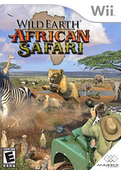 Wild Earth - African Safari (NINTENDO WII)