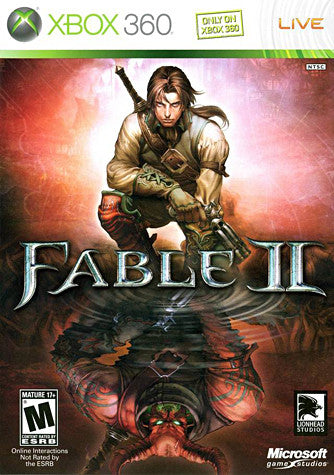 Fable 2 (French Version Only) (XBOX360) XBOX360 Game