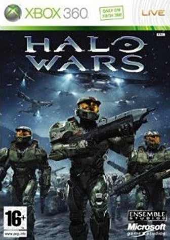 Halo Wars (French Version Only) (XBOX360) XBOX360 Game