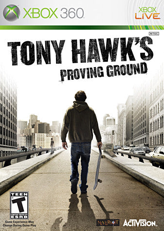 Tony Hawk's - Proving Ground (XBOX360) XBOX360 Game