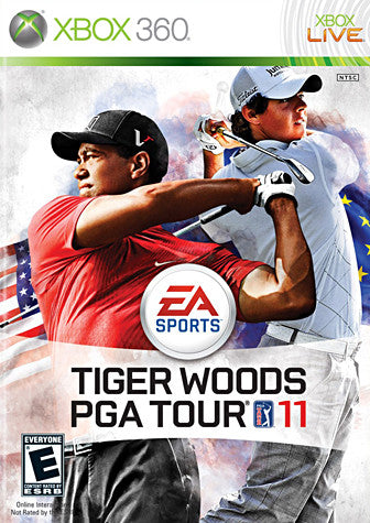 Tiger Woods PGA Tour 11 (XBOX360) XBOX360 Game