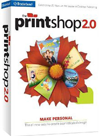 The Print Shop 2.0 (Standard Version) (PC) PC Game