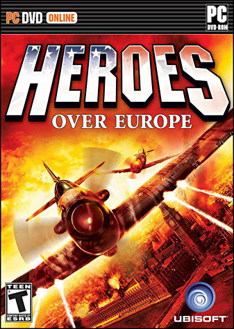 Heroes Over Europe (PC) PC Game