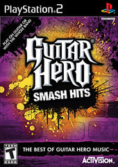 Guitar Hero - Smash Hits (PLAYSTATION2)