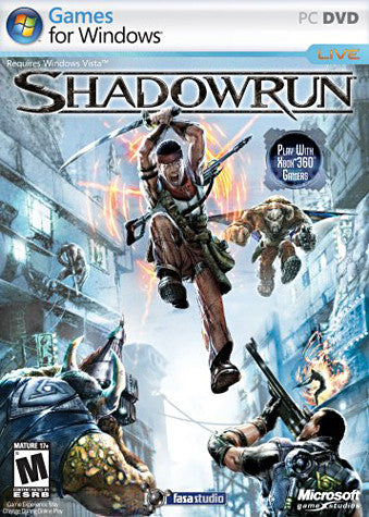 Shadowrun (PC) PC Game