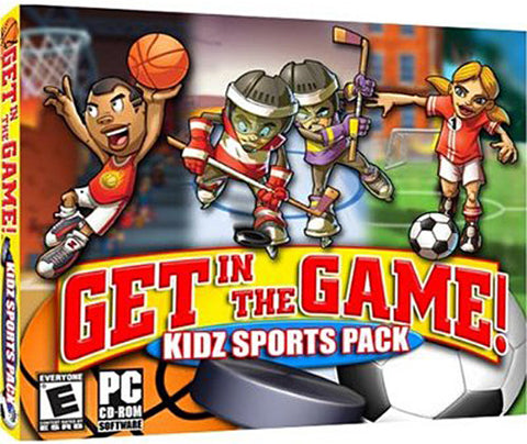 Get in the Game! Kidz Sports Pack (PC) PC Game