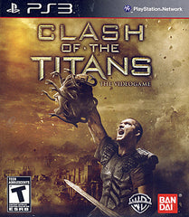 Clash Of The Titans (PLAYSTATION3)