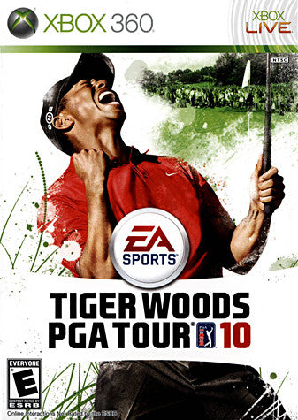 Tiger Woods PGA Tour 10 (XBOX360) XBOX360 Game