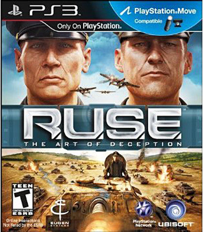 R.U.S.E. (Playstation Move) (PLAYSTATION3) PLAYSTATION3 Game