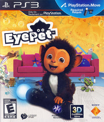 EyePet (Playstation Move) (Bilingual Cover) (PLAYSTATION3)