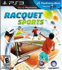 Racquet Sports (Playstation Move) (PLAYSTATION3)