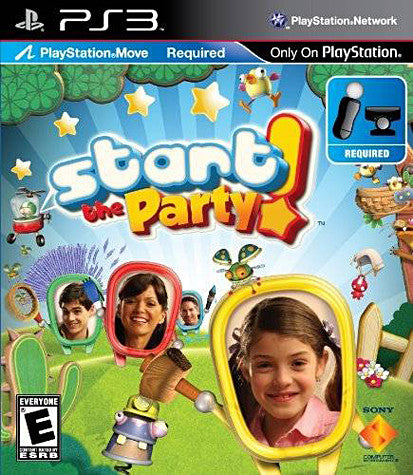 Start the Party (PLAYSTATION3) PLAYSTATION3 Game
