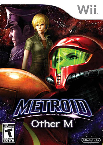 Metroid - Other M (Trilingual Cover) (NINTENDO WII) NINTENDO WII Game
