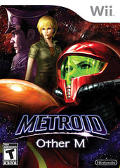 Metroid - Other M (Trilingual Cover) (NINTENDO WII)