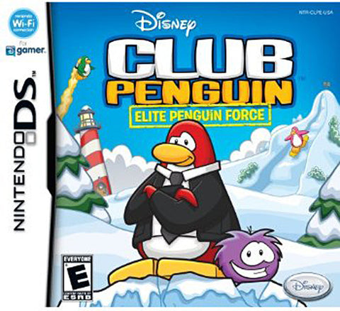 Club Penguin - Elite Penguin Force (DS) DS Game