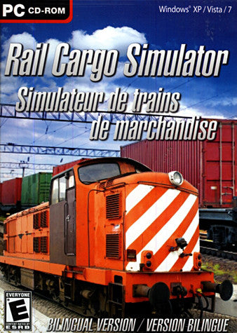 Rail Cargo Simulator (PC) PC Game
