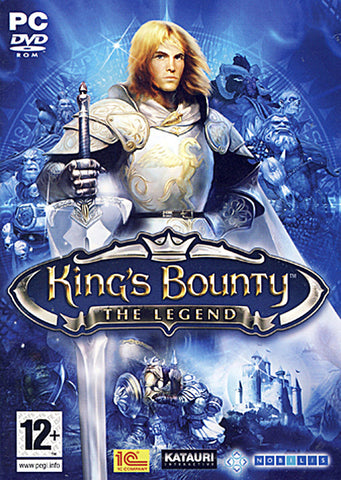 King's Bounty - The Legend (French Version Only) (PC) PC Game