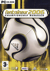 L'entraineur 2006 - Championship Manager (French Version Only) (PC)